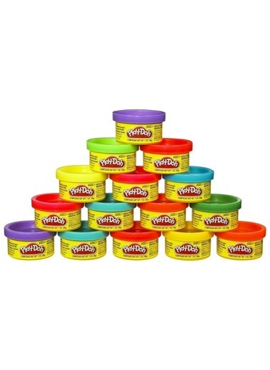 Play-Doh Play-Doh Büyük Parti Seti Renkli